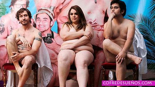 desnudo en publico