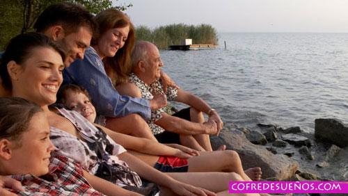 soñar con alguien de tu familia
