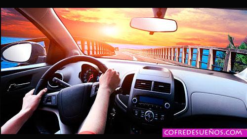 soñar con conducir