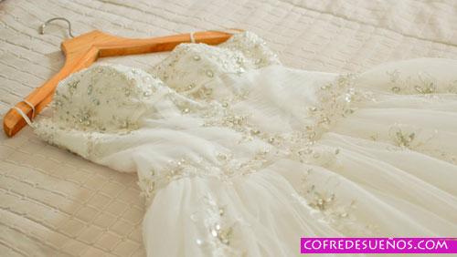 sonar con vestidos de novias