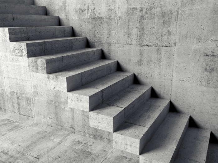 Soñar que te caes de unas escaleras